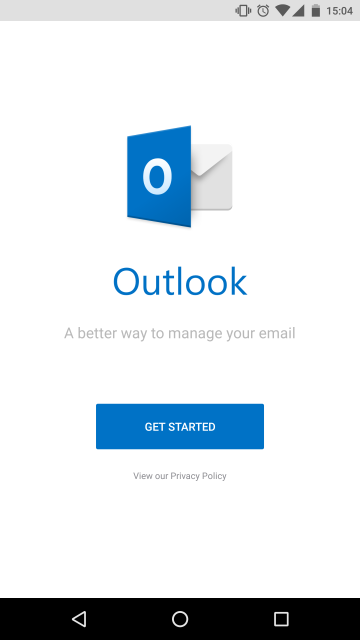 Outlook for Android 03